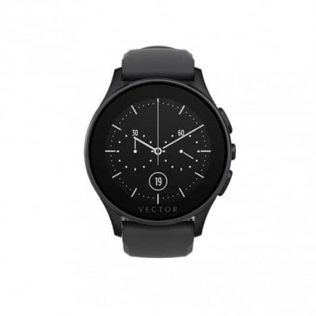 Smartwatch Vector Luna, Curea Silicon
