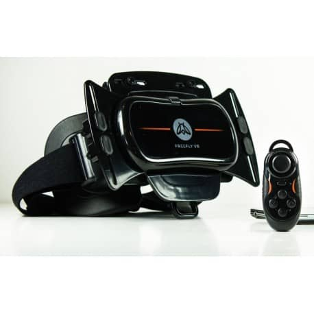 Ochelari realitate virtuala FreeFly VR cu telecomanda wireless