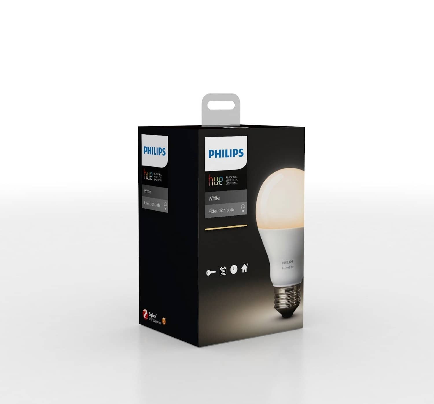 Bec Inteligent Philips Hue White 9.5w A60 E27