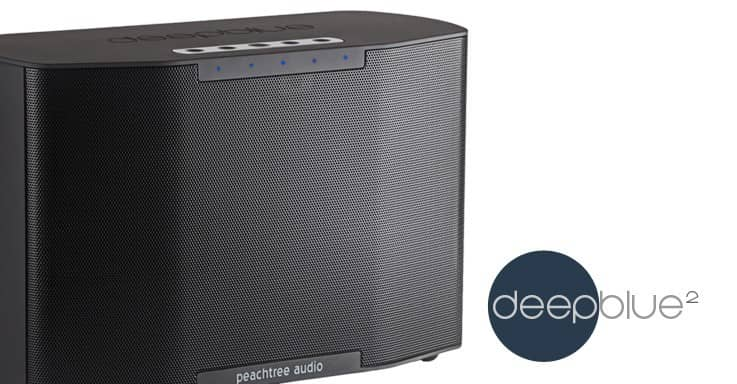 Boxa Wireless Peachtree Audio Deepblue2