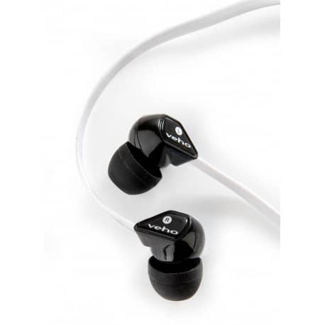 Casti stereo in-ear Veho 360 Z-1 cu izolarea zgomotului