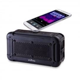 Boxa portabila wireless Veho Vecto rezistenta la apa cu NFC