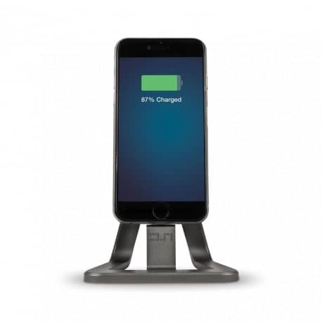 Stand de incarcare pt. birou, pentru Apple Iphone 5/6, cu mufa Lightning MFI, Apple MFI