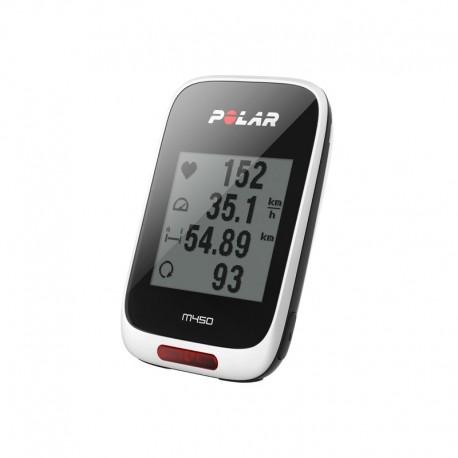 Calculator pentru ciclism cu GPS Polar M450