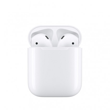 Casti audio in-ear wireless Apple AirPods