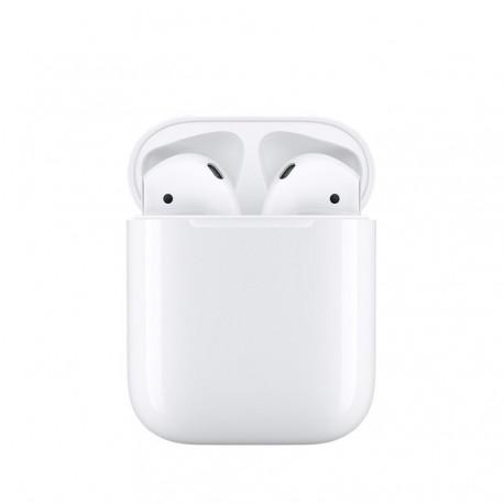 Casti audio in-ear wireless Apple AirPods