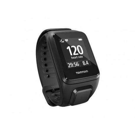 Ceas fitness TomTom Spark2 cu ritm cardiac si Muzica, casti Bluetooth