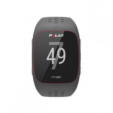 Ceas pentru sport cu GPS Polar M430 cu Ritm cardiac