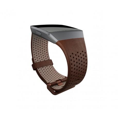 Bratara suplimentara din piele pentru Fitbit Ionic