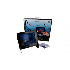 Jucarie interactiva acvariu virtual, pentru iPad