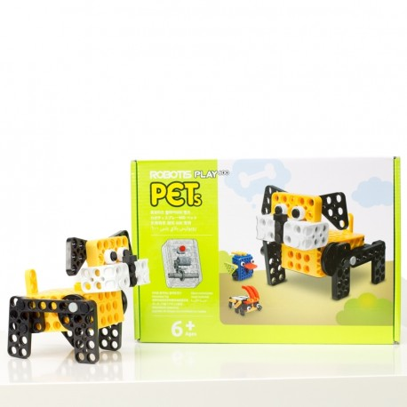 Kit robotic educational Robotis Play 600 PETs