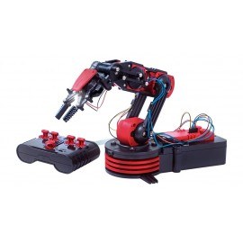 Kit robotic STEM, Brat robotic programabil