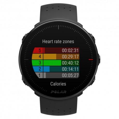 Ceas multisport cu GPS si ritm cardiac Polar Vantage M