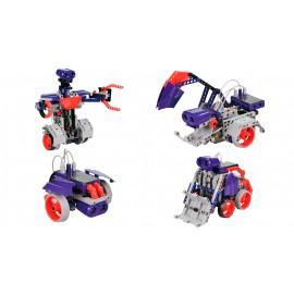 Kit robotic programabil, jucarie educativa, Smartbots V2 Juguetronica