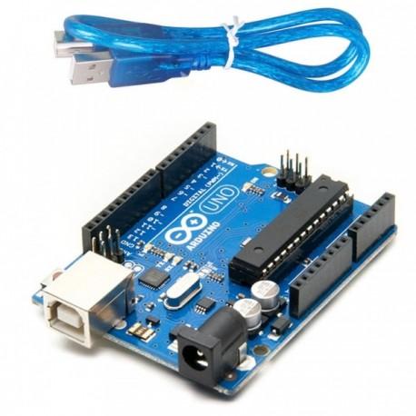 Kit Arduino pentru incepatori - Silver