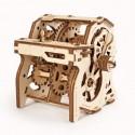 Puzzle mecanic 3D STEM Ugears Cutia de viteze