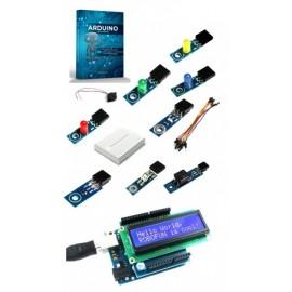 Kit Robofun Arduino pentru incepatori - Silver
